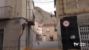 Orihuela evitará el arrastre de tierra de la sierra de San Miguel con 11 diques en las escorrentías