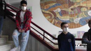 Dos alumnos del IES Tháder, ejemplos de esfuerzo y superación