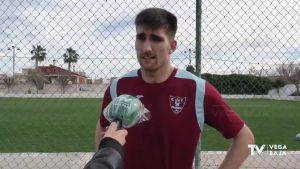 Antonio Salinas, el nuevo refuerzo del Orihuela CF