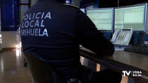 Detenido un hombre por violencia de género en Orihuela