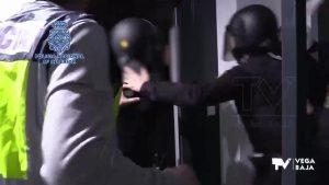 Cae en Alicante y Murcia una banda que llevaba 15 años dedicada al tráfico de drogas por toda Europa