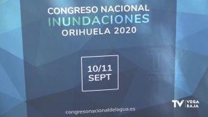 El Congreso Nacional de Inundaciones de Orihuela estrena la primera edición de su libro