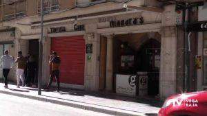 Los hosteleros de la Vega Baja, entre las cuerdas al prorrogarse el cierre de sus negocios