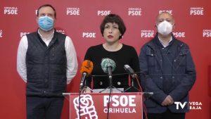El PSOE se querellará contra Cs por calificar de irregular la vacunación de dos concejales