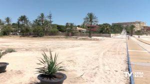 El ayuntamiento de Orihuela negocia con Costas la actuación sobre el cauce del Río Nacimiento