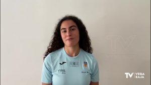 La oriolana Carmen Marco, campeona de España en 60 metros lisos en pista cubierta