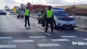 La Guardia Civil blinda los accesos a Torrevieja en el tercer fin de semana de cierre perimetral