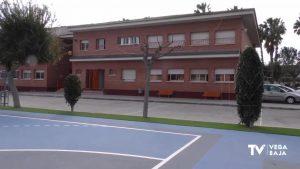 Acaban las obras del colegio de Molins, afectado gravemente por las inundaciones de la DANA
