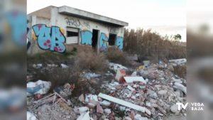 El PSOE de Callosa denuncia el estado de abandono de los barrios de la huerta callosina