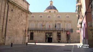 El Ayuntamiento de Orihuela critica que el comercio no esté incluido en el Plan Resistir