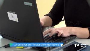 De educativo a laboral: cambia el origen de los brotes en la Vega Baja