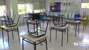 """La Plataforma Libre Elección Educativa considera """"aterradores"""" los datos de contagios en las aulas"""