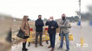 La Confederación Hidrográfica del Segura eliminará el cañaveral del río a su paso por Rojales