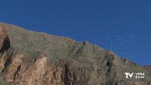 Rescatan en helicóptero a una mujer de 32 años en la zona de escalada del Rut, en Redován