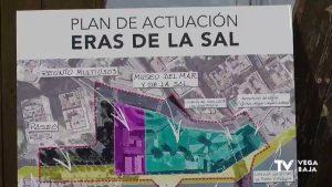 Más de 7.700.000 euros se invertirán en la rehabilitación de las Eras de la Sal de Torrevieja