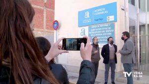 La Agencia Comarcal de Rojales vuelve a abrir sus puertas tres años después