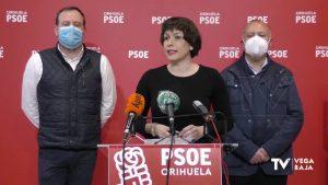 El PSOE de Orihuela presenta una demanda contra los cinco concejales de Ciudadanos