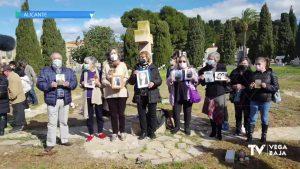 Buscan en la comarca a familiares de víctimas del franquismo enterrados en el cementerio de Alicante