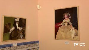 'Retazos', una exposición de pintura que homenajea a los pintores del Siglo de Oro español