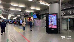 Orihuela promociona en Atocha sus atractivos turísticos para impulsar el viaje en AVE