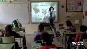Alumnos de Primaria de Orihuela ayudarán a la recuperación del Palmeral desde las aulas