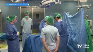 La Unidad de Cirugía de Mano de Torrevieja, seleccionada como Centro de Formación del Plan Nacional