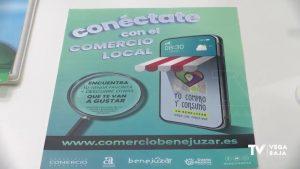 """""""Conéctate con el comercio local"""" digitaliza los establecimientos de Benejúzar"""