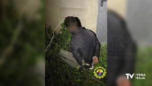 Detenido en Albatera tras darse a la fuga y agredir a un agente