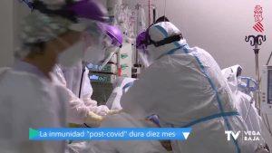 La vacuna proporciona inmunidad de un año frente al coronavirus
