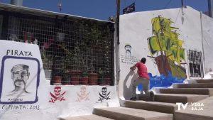 Los murales de San Isidro en homenaje a Miguel Hernández tendrán una proyección internacional