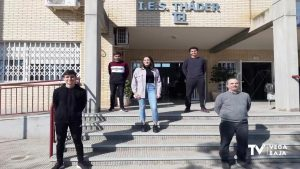 Cuatro alumnos del IES Tháder representarán a España con sus conocimientos sobre matemáticas
