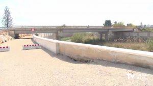 """Aparece un principio de socavón en la """"zona cero"""" del río Segura tras haber sido reparado hace meses"""