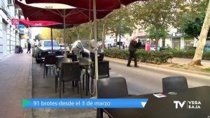 La mayoría de brotes detectados en la Comunidad Valenciana se han concentrado en Elche