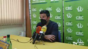 'Machuca' regresa al banquillo del Orihuela CF tras la destitución de Gerard Albadalejo