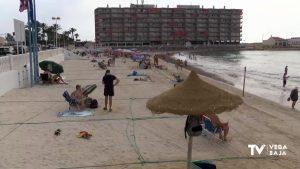 Torrevieja pretende que sus playas vuelvan a contar con parcelas este verano