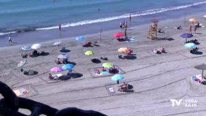Las playas de Orihuela Costa contarán con socorristas esta Semana Santa