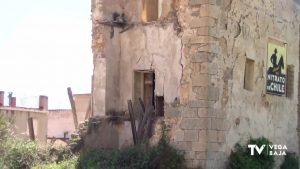 La alquería de Orihuela entra en la lista roja de Patrimonio