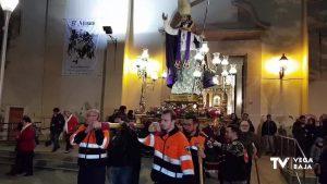 Almoradí vuelve a aferrarse a San Emigdio en el 192 aniversario del terremoto que asoló la población