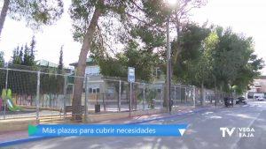 Callosa de Segura pide a la Conselleria de Educación la construcción de un nuevo colegio