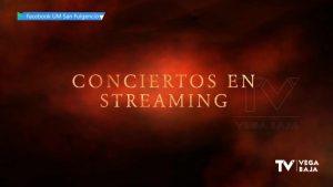 San Fulgencio vivirá su Semana Santa desde casa mediante conciertos online de música de procesión