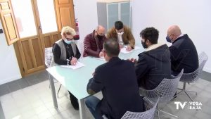 Finalizan las obras de la nueva Casa de la Cultura de Jacarilla