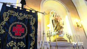 Almoradí venera las imágenes de Semana Santa en la iglesia de San Andrés