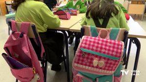 Baja la ratio en Educación Infantil: Catral y Guardamar contarán con 20 alumnos por aula