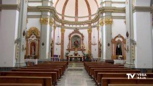 Martes Santo en Cox: día especial para la Hermandad de Jesús Cautivo y María Santísima de la Paz