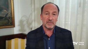 """Emilio Bascuñana, sobre el motivo de su imputación: """"Se basa en una absoluta mentira"""""""