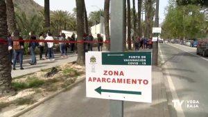 La Vega Baja afronta las últimas horas de vacunación del personal educativo