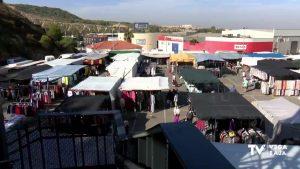 El Partido Popular de Guardamar del Segura pide que el mercadillo vuelva a su ubicación inicial