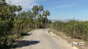 Generalitat reparará caminos rurales de 22 municipios de la Vega Baja afectados por la DANA