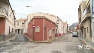 Obras en Orihuela y Desamparados para dar mayor accesibilidad al peatón