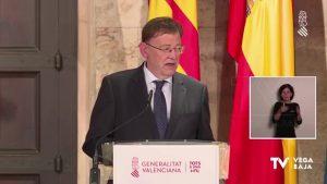 Consell y Diputación, contrarios a los recortes en el Trasvase del Tajo-Segura